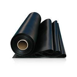Пленка строительная черная 200мкм рукав 1500