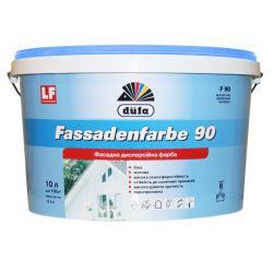 """Краска """"Дюфа"""" Fassadefarbe F90 2,5л"""