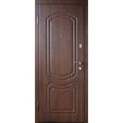 Двери Каскад Стандарт F 101 винорит 86 лев Темный Орех