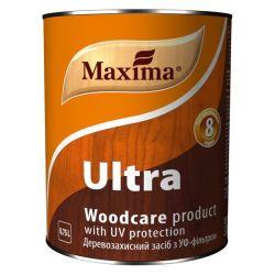 """Лак """"Maxima"""" акриловый, 0,75л. красное дерево"""