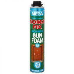 Пена монтажная SOMA FIX MEGA PRO 850 мл
