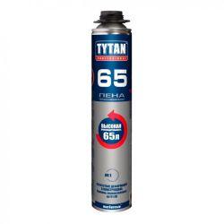 Пена монтажная TYTAN PRO 65л