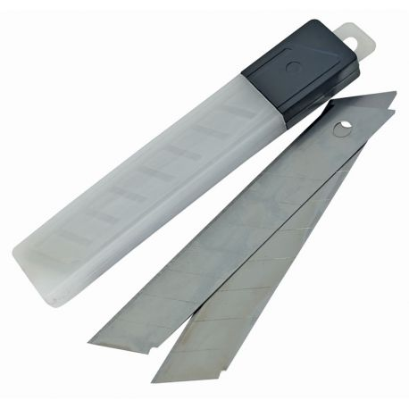 Лезвия для ножа,18 мм (MasterTool)