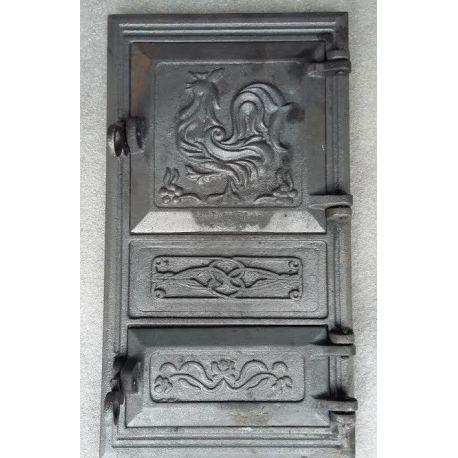 Двери спареные (Ровно) 24,5*40,5