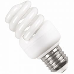Лампа энергосбер. 11W Е27 Luxel mini Spiral