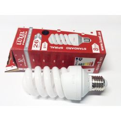 Лампа энергосбер. 26W Е27 Luxel