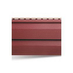 Панель виниловая красная 3,66*0,23*1,2 мм