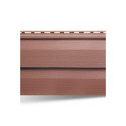 Панель виниловая красно-коричневая 3,66*0,23*1,2 мм