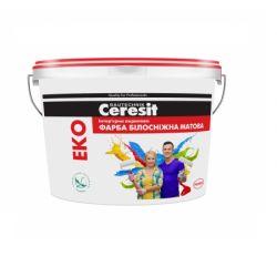 Краска интерьерная Ceresit Эко 5л