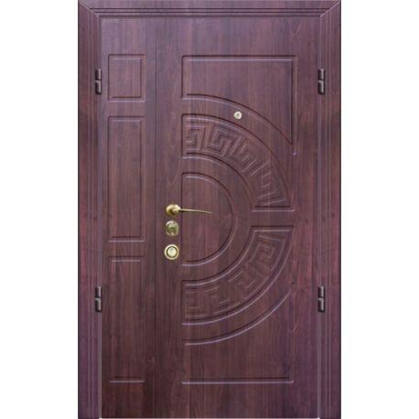 Двери Тип 1 винорит Дуб бронза 206Р (Сахно СПД)