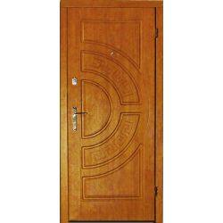 Двери F 102 Стандарт 86 лев дуб золотой **ВИНИРИТ**