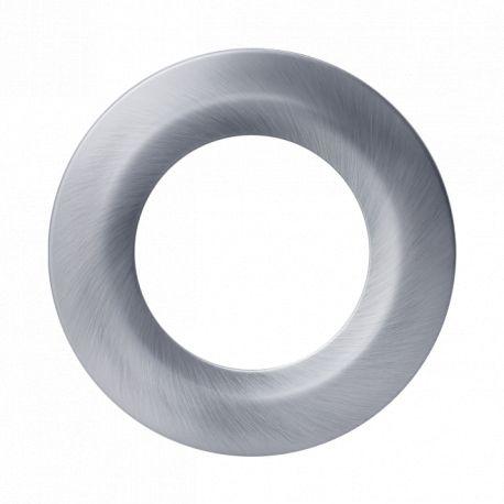 Декоративная накладка на точечный светильник MAXUS (сатин/никель)