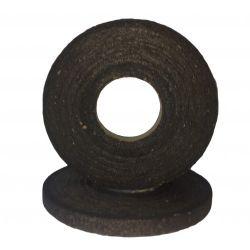 Изолента ХБ черная 15 мм х 12 м (Украина)
