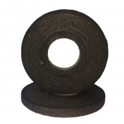 Изолента ХБ черная 15 мм х 6 м (Украина)