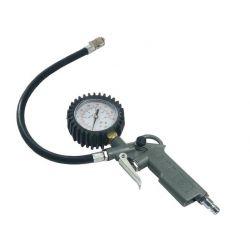 Пистолет для накачки шин YATO с манометром