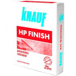 Шпатлёвка KNAUF ШП Финиш, 25 кг
