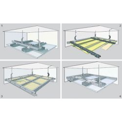 Подвесной потолок