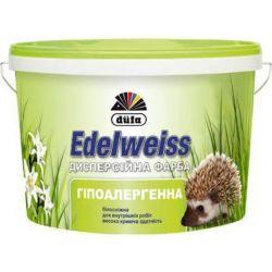 Краска гипоаллергенная Edelweiss D601 10л