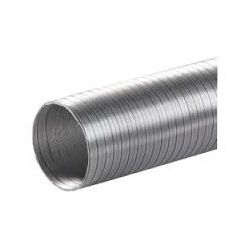 Алюминиевый воздуховод, гофр. Мини Макс D125мм (3м)