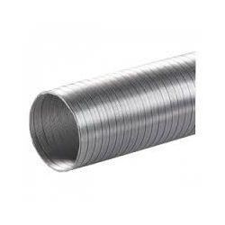 Алюминиевый воздуховод, гофр. Эра 80мкм, D125мм (3м)