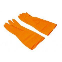 """Перчатки резиновые с внутренним напылением, тип """"Латекс"""", XL"""