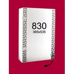 Шкаф-зеркало №830