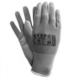 Перчатки REIS RTEPO SS (Серые) разер 10