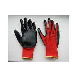 Перчатки REIS RTELA CB 10 (красно-черные)