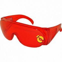 Очки защитные OZON (красные)