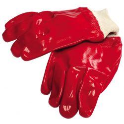 Перчатки рабочие общий облив гладкие