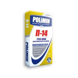 Полимин клей Грес П-14 д/керамогранит 25 кг