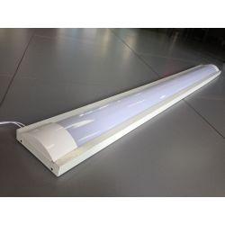 Светильник LED накладной 600*75*20мм IP20 Luxel