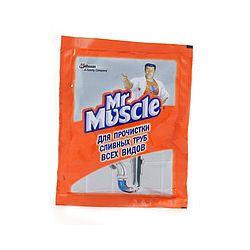 Чистящее средство Мистер Мускул для труб 70 г