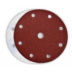Круг абразивный с отверстиями, 125мм, №36  5шт Spitce