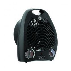 Тепловентилятор 2000Вт GRAZ серый