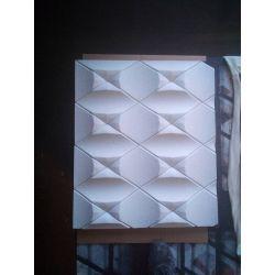 """Гипсовая плитка """"ВЕРОНА"""" цветная  №3  (33*9 см, толщина 15 мм,25 шт\0,75 м2)"""