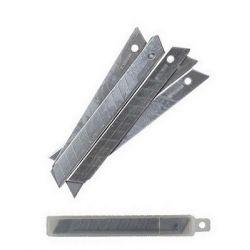 Леза для ножів, 9 мм 10шт
