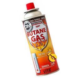 Газовый баллон 220 г VITA