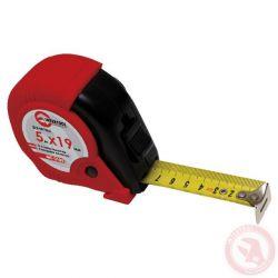 Рулетка, Интертул с магнитом, 3функциї, 5м х 19 мм