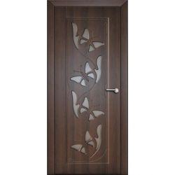 "Двери ""Бабочка""80 ПО Дуб грей"