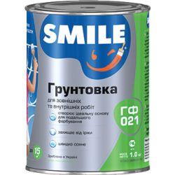 SMILE Грунт ГФ-021 серый 3кг