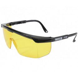 Окуляри захисні желтые YATO YT-7362