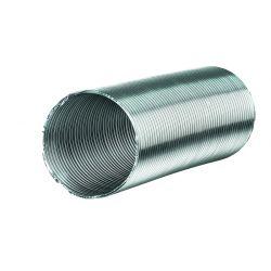 Гофрований повітровод, алюміневий 80 мкм (L 3м), D 110мм (росія)
