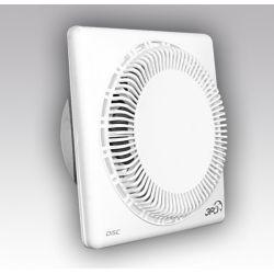Вентилятор накладний DISC 4 (100 мм) с обратным клапаном