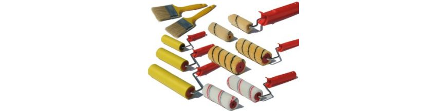 Малярные инструменты