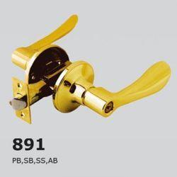 Комплект врезной 50 мм под ключ  ULK - 501600-ET-AB ст бронза