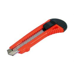 Нож упрочненный, 18 мм (FAVORIT)