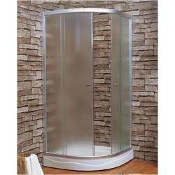 Душевая кабина 091AT 90х90х200 мелкий поддон, стекло Faberlic