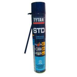 Пена монтажная TYTAN 750мл, зима (ручная)