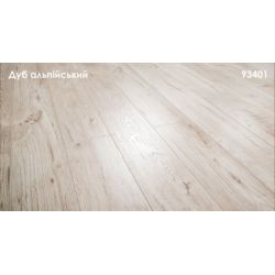 Ламинат Grun Holz, Дуб альпийский,165*1215, 8,3мм, 33клас